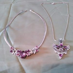 2 Cute Necklaces One Price